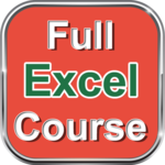 Full Excel Course | Offline Excel Tutorial APK icon