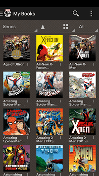 Marvel Comics APK screenshot 3