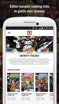 Marvel Unlimited APK screenshot 2
