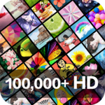 100,000+ Wallpapers Backgrounds APK icon