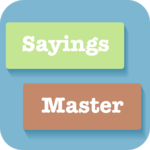 Learn English Vocabulary & Sayings- Sayings Master APK icon