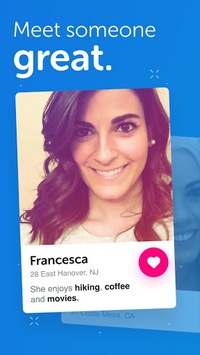 Match Dating App: Chat, Date & Meet New People. APK screenshot 1