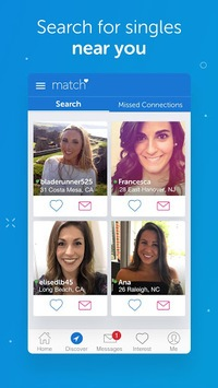 Match Dating App: Chat, Date & Meet New People. APK screenshot 2