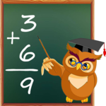 Math Game - Add, Subtract, Count, and Learn APK icon