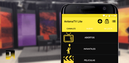 AntenaTV APK : Download v1 1 0 for Android at AndroidCrew