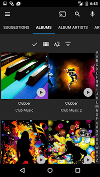 Emby for Android APK screenshot 3