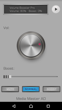 Volume Booster Pro APK : Download v1 1 for Android at