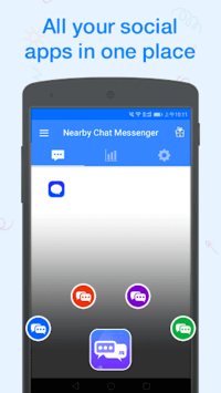 Nearby Chat APK : Download v1 1 8 for Android at AndroidCrew