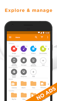 File Browser by Astro (File Manager) APK screenshot 1