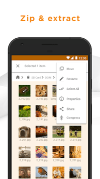 File Browser by Astro (File Manager) APK screenshot 2