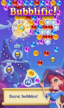 Bubble Witch 2 Saga APK screenshot 1