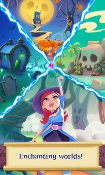 Bubble Witch 2 Saga APK screenshot 3