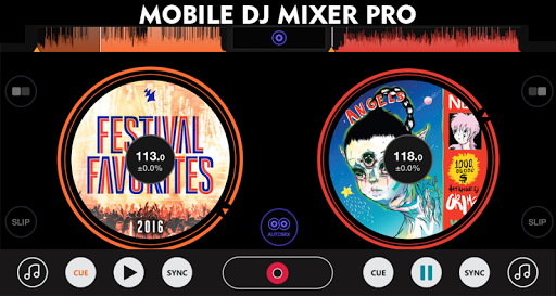 Mobile DJ Mixer Pro APK : Download v1 0 for Android at
