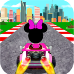 Race Mickey RoadSter Minnie APK icon