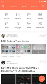 Xiaomi MIUI Forum APK screenshot 2