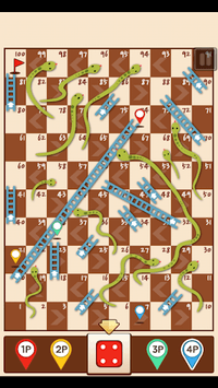 Snakes & Ladders King APK screenshot 3