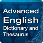Advanced English Dictionary & Thesaurus APK