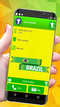 Brazil Dialer Theme APK : Download v2 0 3 for Android at AndroidCrew