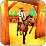 Horse Riding Adventure Derby Quest 2017 3D APK icon