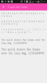 Love Fonts for FlipFont APK : Download v1 4 6 for Android at AndroidCrew
