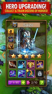 Magic Rush: Heroes APK screenshot 3
