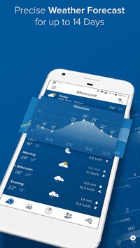 Morecast - Your Personal Weather Companion APK screenshot 1