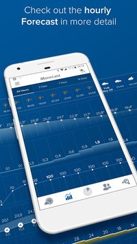 Morecast - Your Personal Weather Companion APK screenshot 2