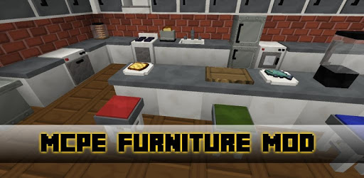 Furniture Mod For Minecraft Pe Apk Download V1 0 For Android At