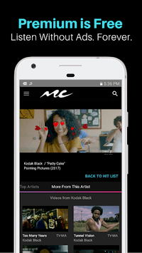 Music Choice: TV Music Channels On The Go APK : Download v6 1 000