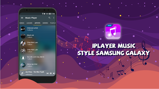 Music Player for Samsung S9 Style: Mp3 Player APK : Download