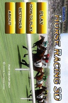 Virtual Horse Racing 3D APK screenshot 1