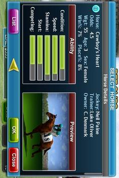 Virtual Horse Racing 3D APK screenshot 3