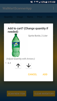 Price Scanner for Wal Mart Products APK : Download v1 0 for Android