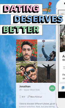 OkCupid - The #1 Online Dating App for Great Dates APK screenshot 1