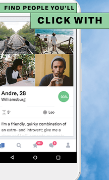 OkCupid - The #1 Online Dating App for Great Dates APK screenshot 2
