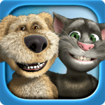 Talking Tom & Ben News APK icon