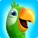 Talking Pierre the Parrot APK icon