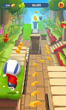 Talking Tom Gold Run APK screenshot 3