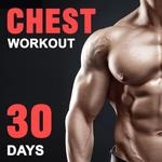 Chest Workouts for Men - Big Chest In 30 Days APK icon