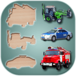 Puzzle Game Cars for Toddlers APK