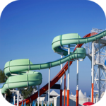 Water Park :Water Stunt & Ride APK icon