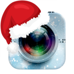 Christmas Photo Editor, Stickers & Collage Maker APK icon
