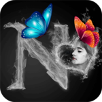 Smoke Effect Photo Frames APK icon