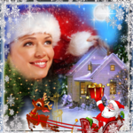 Christmas Photo Frames APK icon