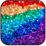 Glitter Wallpapers APK icon