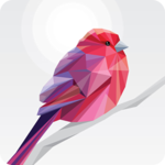 Low Poly Book - coloring book & art game by number APK icon