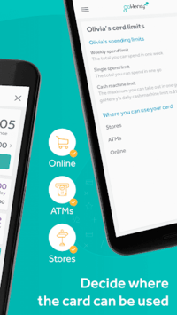 gohenry - the allowance app for young people APK screenshot 2
