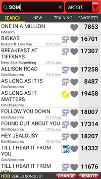 The Platinum Digital Songbook APK screenshot 3
