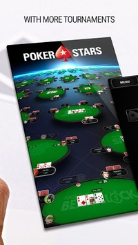 PokerStars: Free Poker Games with Texas Holdem APK screenshot 1