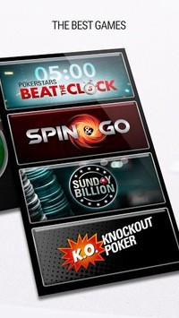 PokerStars: Free Poker Games with Texas Holdem APK screenshot 2